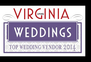 VA Living Top Wedding Vendor 2014